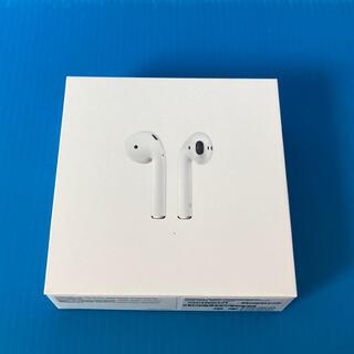 アップル(Apple)のApple☆AirPods☆エアーポッズ☆MV7N2J☆第2世代☆アップル☆純正(ヘッドフォン/イヤフォン)