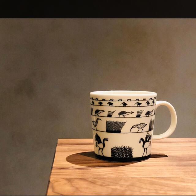 iittala(イッタラ)のイッタラ バードマグ インテリア/住まい/日用品のキッチン/食器(グラス/カップ)の商品写真