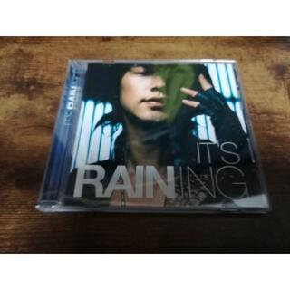 ピRAIN CD「IT'S RAINING」韓国K-POP●(K-POP/アジア)