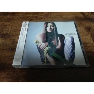 黒木メイサCD「ATTITUDE」DVD付初回生産限定盤●(ポップス/ロック(邦楽))