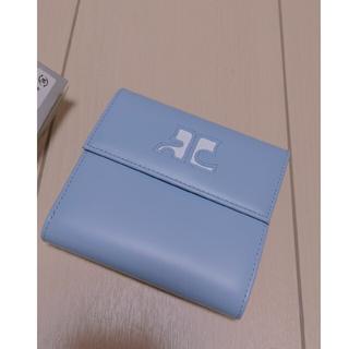 クレージュ(Courreges)のクレージュ サイフ 三つ折り 新品(財布)
