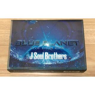 サンダイメジェイソウルブラザーズ(三代目 J Soul Brothers)の【Blu-ray】三代目JSB BLUE PLANET 2015(ミュージック)