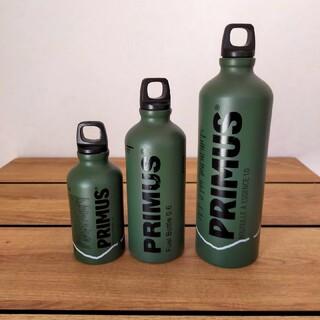 プリムス(PRIMUS)のPRIMUS フューエルボトル3本(調理器具)