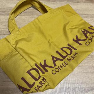 カルディ(KALDI)のKALDI ランチバック トートバッグ(トートバッグ)