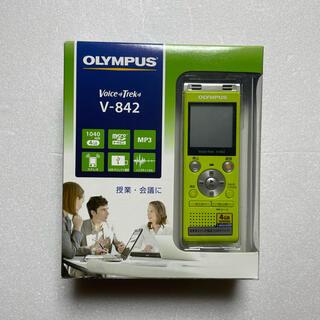 オリンパス(OLYMPUS)のOLYMPUS V-842 LGR ボイスレコーダー(その他)