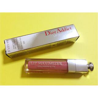 ディオール(Dior)の限定色 ディオールマキシマイザー 008(リップグロス)