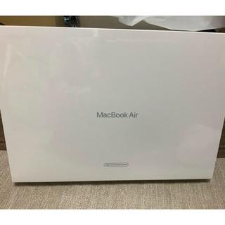 Apple - MacBook Air M1チップ メモリー16GB 512㎇ シルバー