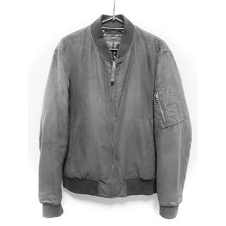 UNIQLO - UNIQLO MA-1ジャケット