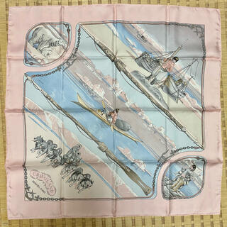 Hermes - エルメス スカーフ グリーンランド