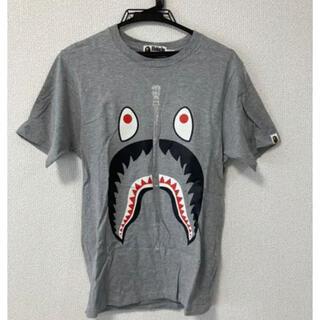 A BATHING APE - アベイシングエイプ シャークTシャツ