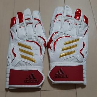 アディダス(adidas)のADIDAS バッティンググローブ Lサイズ アディダス(グローブ)