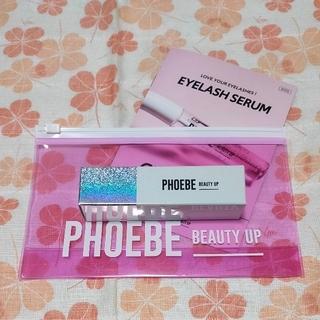 フィービィー(phoebe)のPHOEBE フィービーアイラッシュセラム まつげ美容液【新品未使用】(まつ毛美容液)