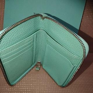 Tiffany & Co. - ティファニー 2つ折り財布 ウォレット