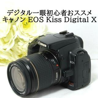 Canon - ★入門用におススメ★Canon キャノン EOS Kiss Digital X