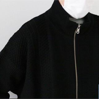 YASHIKI /-exclusive-Zip Up Blouson