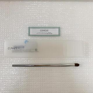 クリニーク(CLINIQUE)のCLINIQUE クリニーク アイコントゥール ブラシ(ブラシ・チップ)