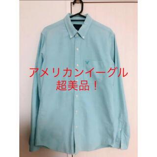 アメリカンイーグル  長袖シャツ