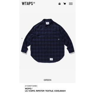 W)taps - Mサイズ 21SS WTAPS WCPO