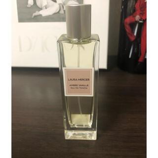 ローラメルシエ(laura mercier)のローラメルシエ ♡香水アンバーバニラ(香水(女性用))