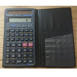 カシオ(CASIO)のCASIO カシオ 関数電卓 fx-260 SOLAR (ブラック)(その他)