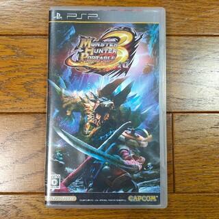 カプコン(CAPCOM)のモンスターハンターポータブル 3rd PSP(その他)
