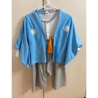 袴 着物 男の子 90(和服/着物)