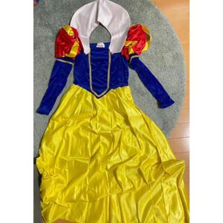 ディズニー(Disney)の白雪姫 ディズニー ドレス コスチューム 大人 仮装 ハロウィン(衣装)