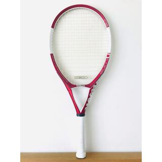 【美品】ウィルソン『Nコード N5/NCODE』テニスラケット/レッド&ホワイト