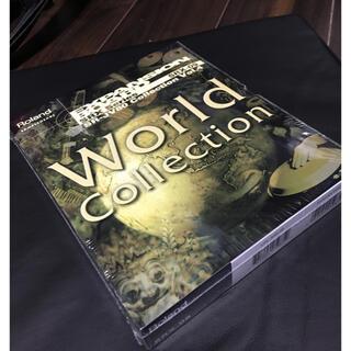 ローランド(Roland)の新品Roland SRX-09 Wold Collection(音源モジュール)