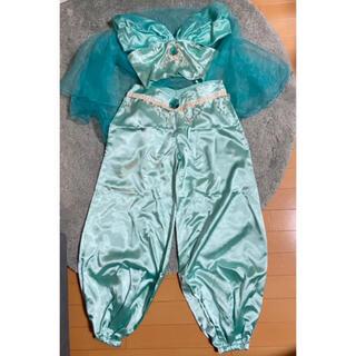 ディズニー(Disney)のジャスミン アラジン コスチューム 仮装 衣装 ディズニー 大人(衣装)