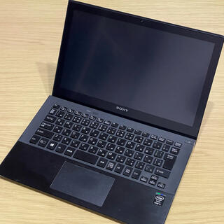 バイオ(VAIO)のSONY VAIO PRO 11 SVP112A1CN 8GB 256GB(ノートPC)