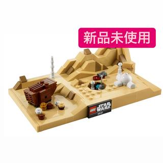 Lego - レゴ スターウォーズ タトゥーインのラーズ農場 40451