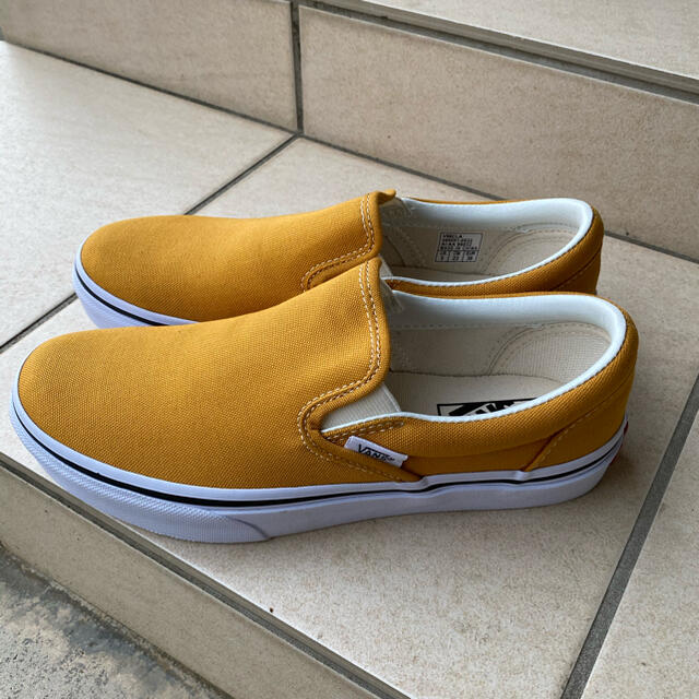VANS(ヴァンズ)の新品&未使用 VANSスリッポン レディースの靴/シューズ(スリッポン/モカシン)の商品写真