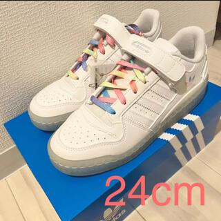 adidas - 【abcマート限定】アディダス スニーカー フォーラムロー GX2722
