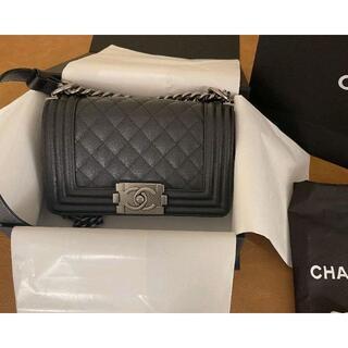 CHANEL - chanel チェーンバッグ スモールサイズ 黒