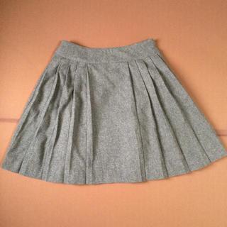 プーラフリーム(pour la frime)の新品未使用 プリーツスカート Pour la frime(ミニスカート)
