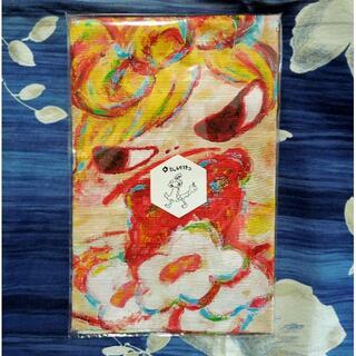 限定品 ロッカクアヤコ 大きなバンダナ 魔法の手 Kyne 村上隆