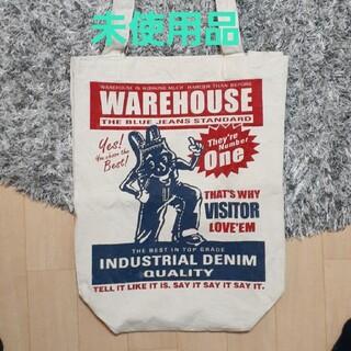 WAREHOUSE - ウエアハウス(WAREHOUSE)の非売品 トートバッグ