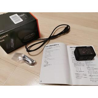 SONY - SONY Cyber−Shot RX DSC-RX0