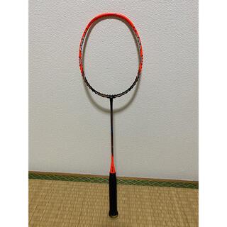 ヨネックス(YONEX)のバドミントンラケット nanoray z speed(バドミントン)