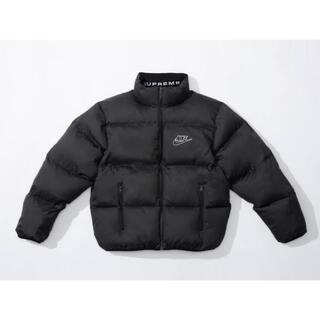 Supreme - supreme NIKE reversible puffy jacket M