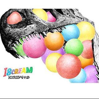 キスマイフットツー(Kis-My-Ft2)のKis-My-Ft2 I SCREAM 初回生産限定2cups盤(アイドルグッズ)