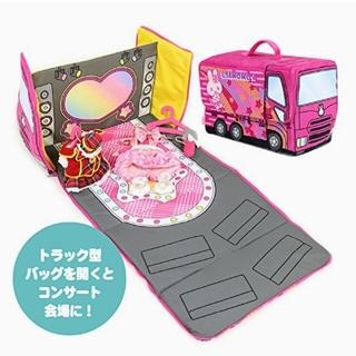 アイドルステージトラック アイドルバス うさもも マザーガーデン(知育玩具)