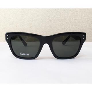 セイバー(SABRE)の美品 SABRE セイバー 男女兼用 サングラス FELLOWS メガネ 眼鏡(サングラス/メガネ)