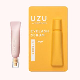 UZU アイラッシュセラム  まつげ美容液 (まつ毛美容液)