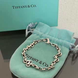 Tiffany & Co. - 希少 ティファニー ブレスレット チェーン ヴィンテージ AG925