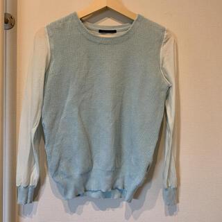 バンヤードストーム(BARNYARDSTORM)のロンT 【BARNYARDSTORM】Mサイズ 水色(Tシャツ(長袖/七分))