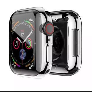 アップルウォッチ(Apple Watch)のAppleWatch アップルウォッチ TPU素材保護ケース フルカバー 対衝撃(その他)
