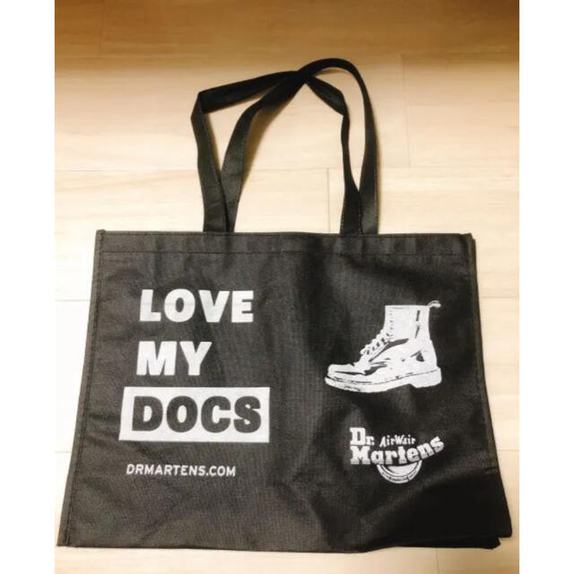 Dr.Martens(ドクターマーチン)のドクターマーチン エコバッグ メンズのバッグ(エコバッグ)の商品写真