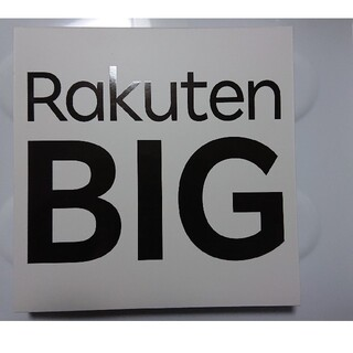 Rakuten - Rakuten BIG   5G クリムゾンレッド